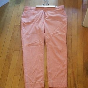 Banana republic taper pant